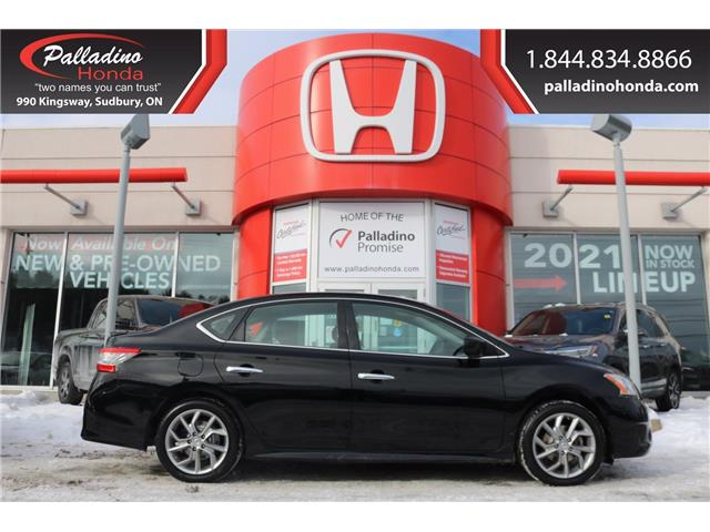 2014 Nissan Sentra 1.8 S (Stk: 22406A) in Greater Sudbury - Image 1 of 27