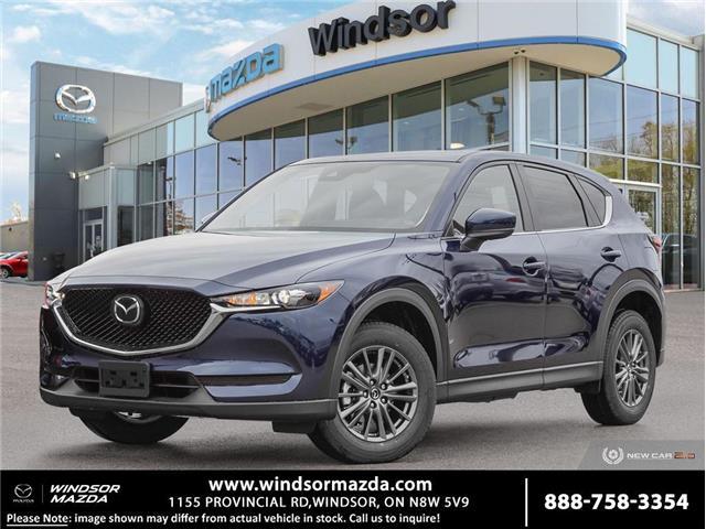 2021 Mazda CX-5 GS (Stk: C521715) in Windsor - Image 1 of 23