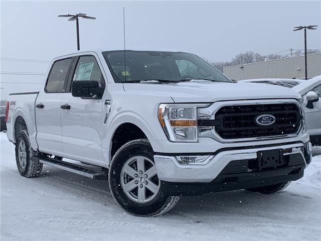 2021 Ford F-150 XLT (Stk: 21T107) in Midland - Image 1 of 17