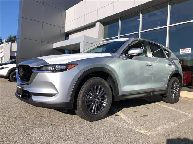 2021 Mazda CX-5 GS (Stk: 122679) in Surrey - Image 1 of 5