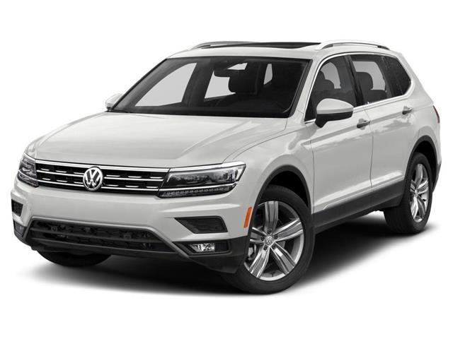 2021 Volkswagen Tiguan Highline (Stk: N210058) in Laval - Image 1 of 9