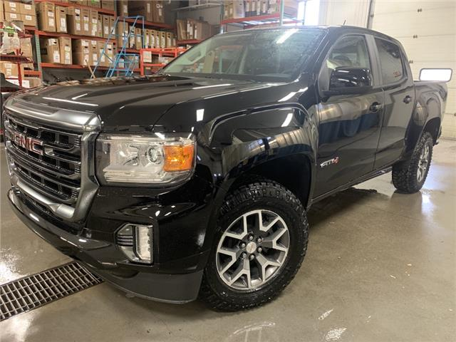 2021 GMC Canyon AT4 w/Leather (Stk: M1198668) in Cranbrook - Image 1 of 21