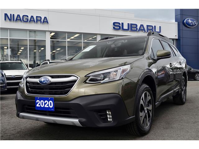 2020 Subaru Outback Limited (Stk: Z1825) in St.Catharines - Image 1 of 28