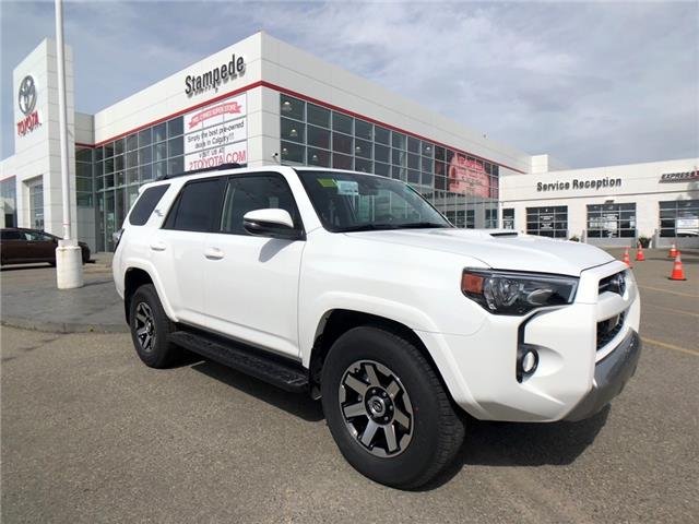 2021 Toyota 4Runner Base (Stk: 210319) in Calgary - Image 1 of 18