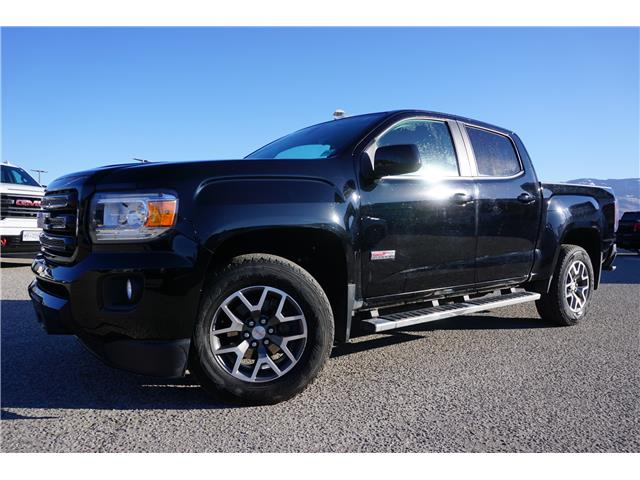 2018 GMC Canyon All Terrain w/Leather (Stk: 21-293A) in Kelowna - Image 1 of 1