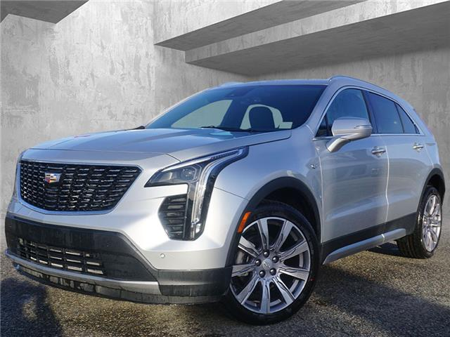 2021 Cadillac XT4 Premium Luxury (Stk: 21-225) in Kelowna - Image 1 of 9