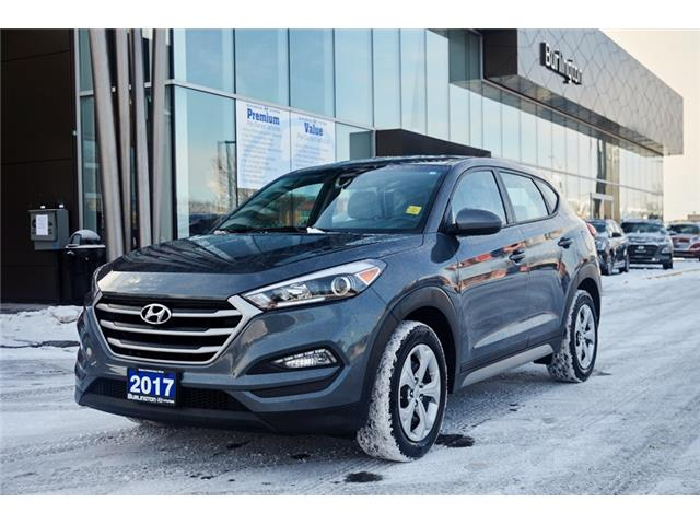 2017 Hyundai Tucson Base (Stk: U1017) in Burlington - Image 1 of 21