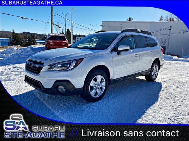 2018 Subaru Outback 2.5i (Stk: A3312) in Sainte-Agathe-des-Monts - Image 1 of 20