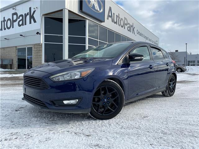 2016 Ford Focus SE (Stk: 16-70191JB) in Barrie - Image 1 of 24