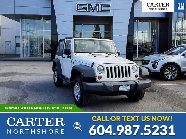 2009 Jeep Wrangler X (Stk: 974980) in North Vancouver - Image 1 of 25