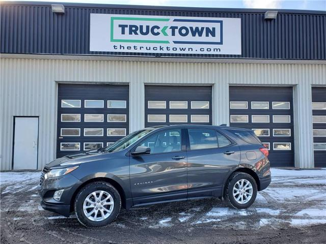 2018 Chevrolet Equinox LS (Stk: T0198) in Smiths Falls - Image 1 of 20