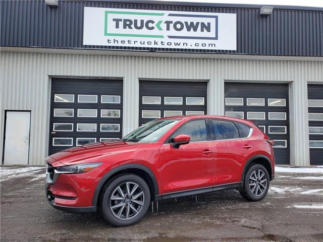 2018 Mazda CX-5 GT (Stk: T0144) in Smiths Falls - Image 1 of 24