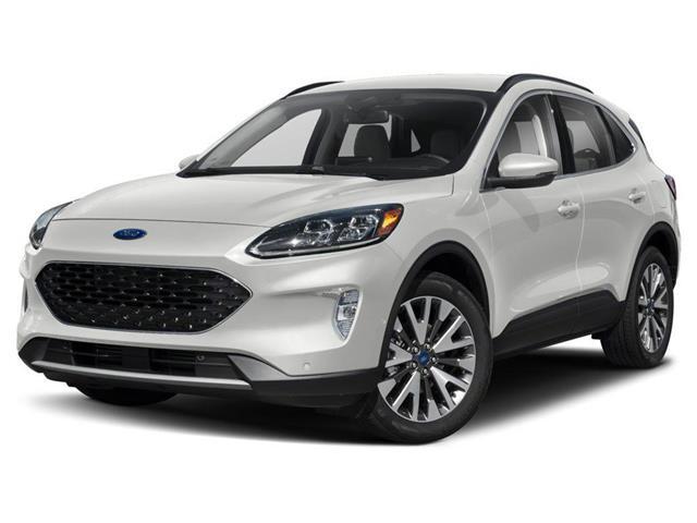 2021 Ford Escape Titanium Hybrid (Stk: 21-120) in Kapuskasing - Image 1 of 9