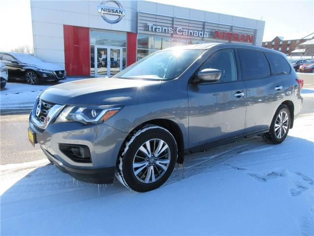 2018 Nissan Pathfinder  (Stk: 91790A) in Peterborough - Image 1 of 22