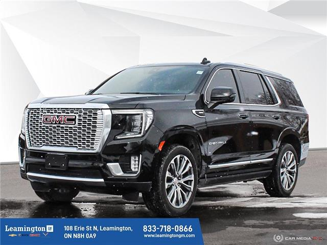 2021 GMC Yukon Denali (Stk: U4649) in Leamington - Image 1 of 30