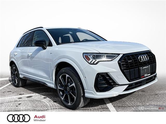2021 Audi Q3 45 Progressiv (Stk: 21074) in Windsor - Image 1 of 30