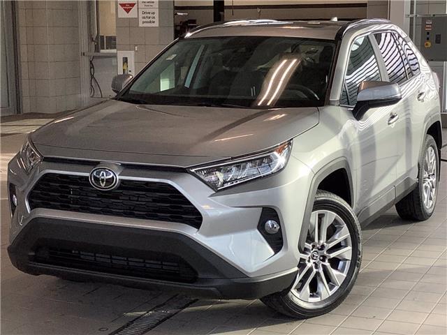 2021 Toyota RAV4 XLE (Stk: 22603) in Kingston - Image 1 of 29