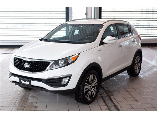 2016 Kia Sportage EX (Stk: 22117A) in Kingston - Image 1 of 15