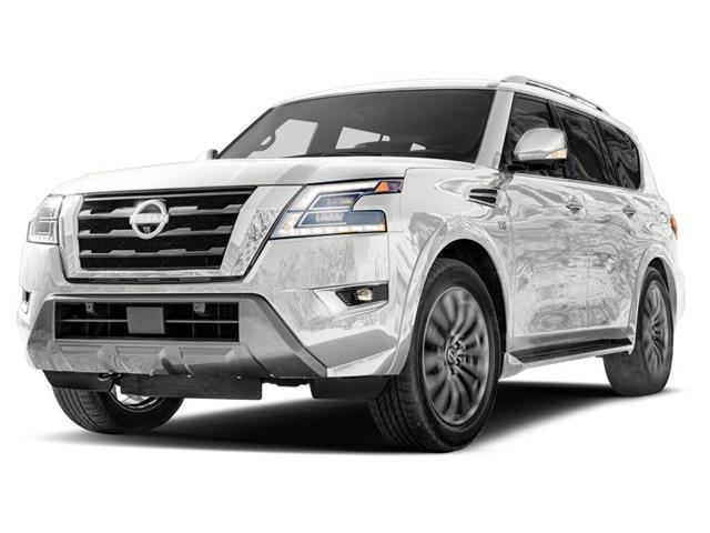 2021 Nissan Armada Platinum (Stk: N216-1314) in Chilliwack - Image 1 of 1