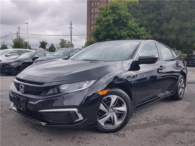 2021 Honda Civic LX (Stk: 21-0128) in Ottawa - Image 1 of 22