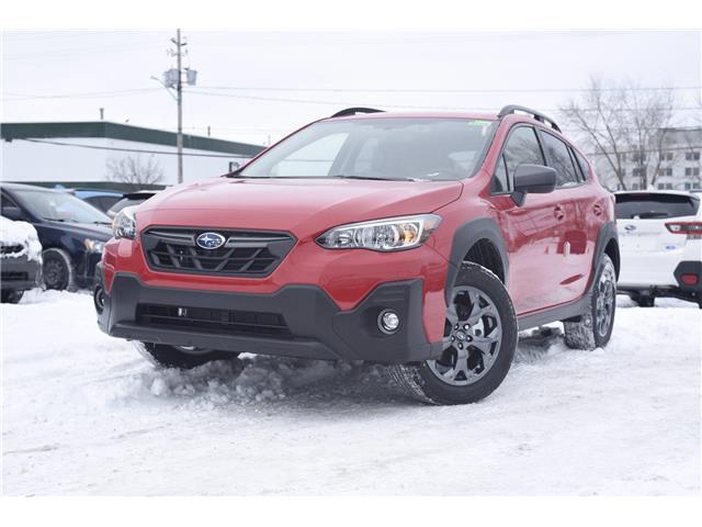 2021 Subaru Crosstrek Outdoor (Stk: SM281) in Ottawa - Image 1 of 26