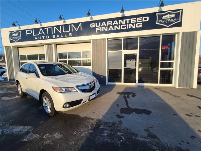 2014 Acura RDX Base (Stk: 802394) in Kingston - Image 1 of 11