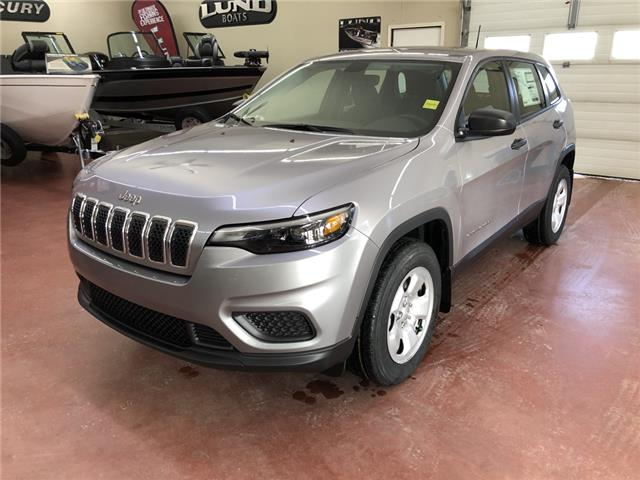 2021 Jeep Cherokee Sport (Stk: T21-31) in Nipawin - Image 1 of 20