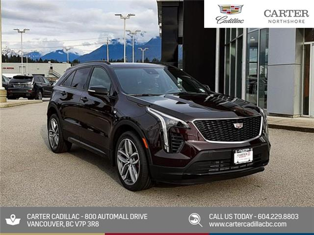 2021 Cadillac XT4 Sport (Stk: 1D72000) in North Vancouver - Image 1 of 24