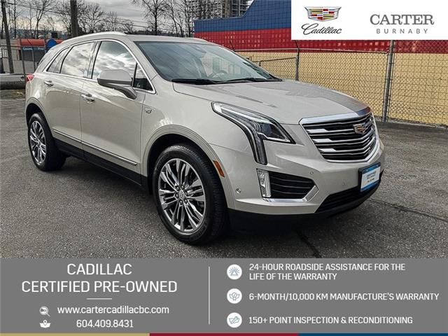 2017 Cadillac XT5 Premium Luxury (Stk: P9-63550) in Burnaby - Image 1 of 28
