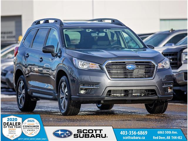 2021 Subaru Ascent Touring (Stk: 434341) in Red Deer - Image 1 of 15