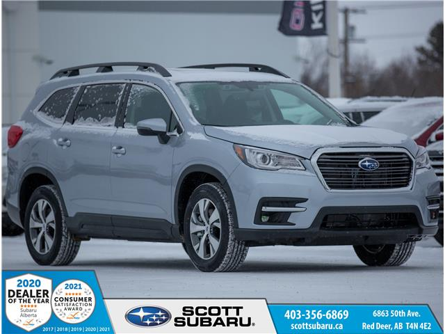 2021 Subaru Ascent Touring (Stk: 432698) in Red Deer - Image 1 of 15