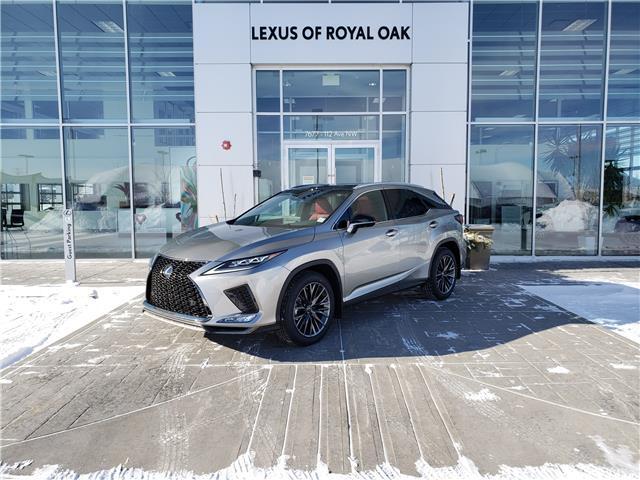 2021 Lexus RX 350 Base (Stk: L21208) in Calgary - Image 1 of 14