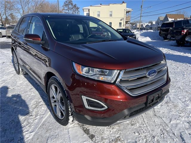 2015 Ford Edge Titanium (Stk: 20358B) in Cornwall - Image 1 of 30