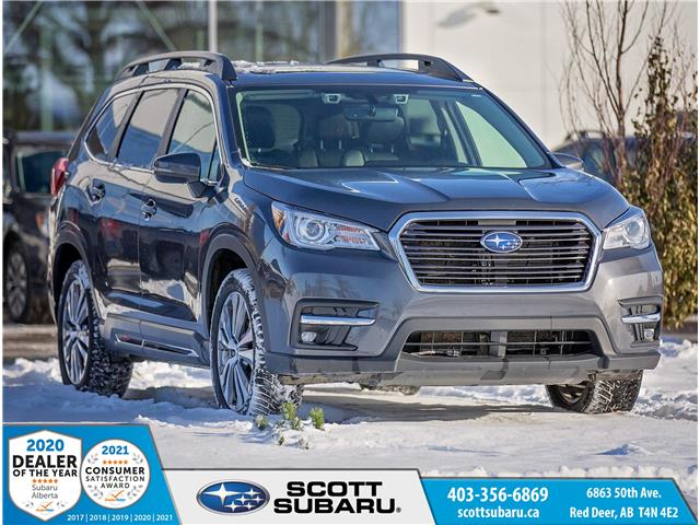 2021 Subaru Ascent Limited (Stk: 419125) in Red Deer - Image 1 of 17
