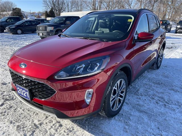 2021 Ford Escape SEL (Stk: 21042) in Cornwall - Image 1 of 12