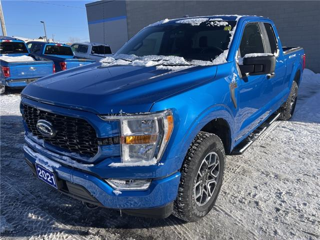 2021 Ford F-150 XL (Stk: 21043) in Cornwall - Image 1 of 15