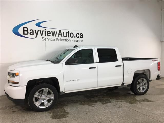 2018 Chevrolet Silverado 1500 Silverado Custom (Stk: 37640W) in Belleville - Image 1 of 24