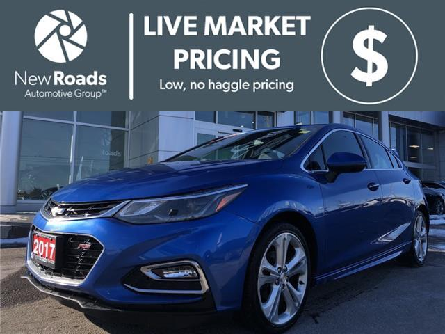 2017 Chevrolet Cruze LT Auto (Stk: NR15156) in Newmarket - Image 1 of 26