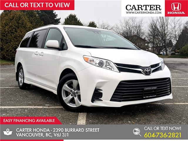 2019 Toyota Sienna  (Stk: B66880) in Vancouver - Image 1 of 21