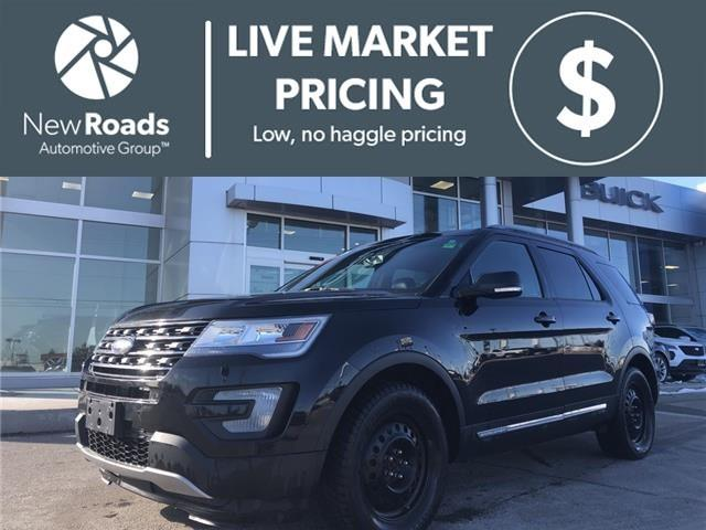 2016 Ford Explorer XLT (Stk: R246248A) in Newmarket - Image 1 of 23