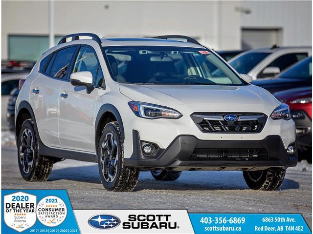2021 Subaru Crosstrek Limited (Stk: 308162) in Red Deer - Image 1 of 21