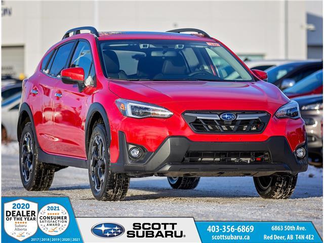 2021 Subaru Crosstrek Limited (Stk: 309329) in Red Deer - Image 1 of 21