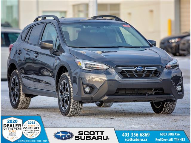 2021 Subaru Crosstrek Sport (Stk: 272555) in Red Deer - Image 1 of 22