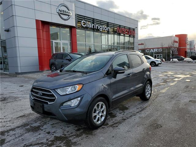 2018 Ford EcoSport SE (Stk: MW304869A) in Bowmanville - Image 1 of 11