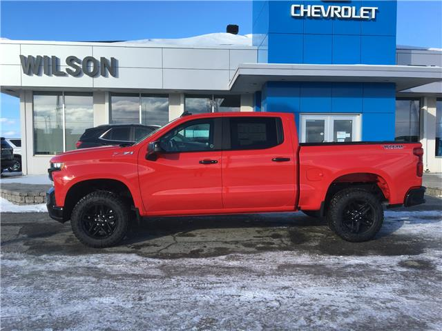 2021 Chevrolet Silverado 1500 LT Trail Boss (Stk: 21199) in Temiskaming Shores - Image 1 of 12
