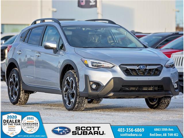 2021 Subaru Crosstrek Limited (Stk: 224692) in Red Deer - Image 1 of 24