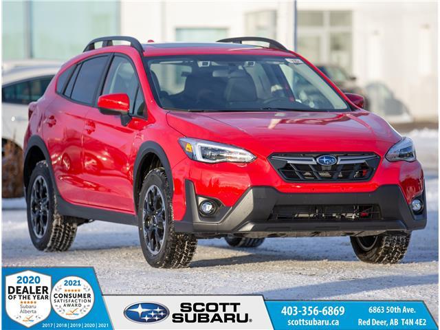 2021 Subaru Crosstrek Sport (Stk: 210487) in Red Deer - Image 1 of 23
