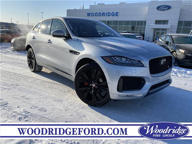 2017 Jaguar F-PACE S (Stk: L-2066A) in Calgary - Image 1 of 24