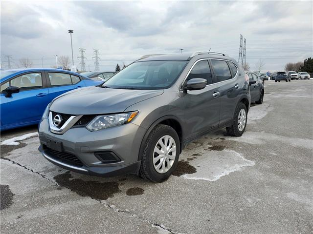 2016 Nissan Rogue S (Stk: GC776782L) in Bowmanville - Image 1 of 12