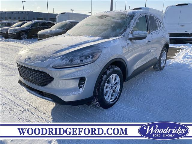 2021 Ford Escape SE (Stk: M-544) in Calgary - Image 1 of 5
